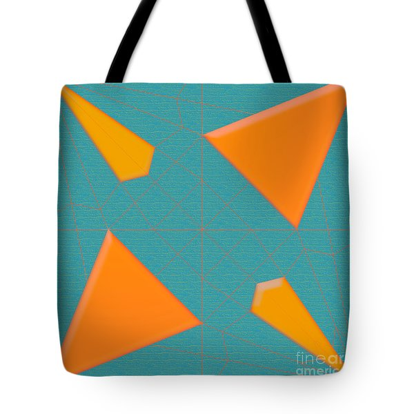 Spider  Mill Tote Bag