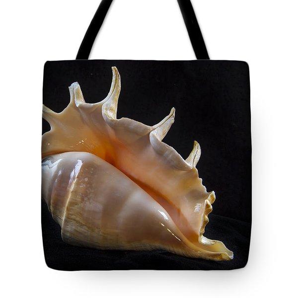 Spike Tote Bag by Jean Noren