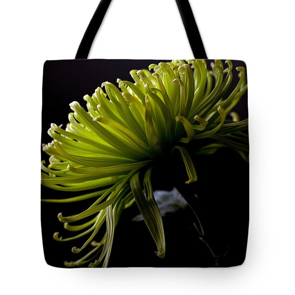 Tote Bag featuring the photograph Spike by Sennie Pierson