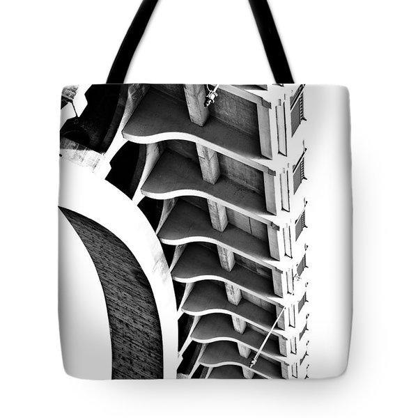 Spina Tote Bag by Matthew Blum