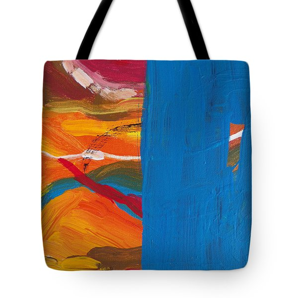 Spinal Block Tote Bag