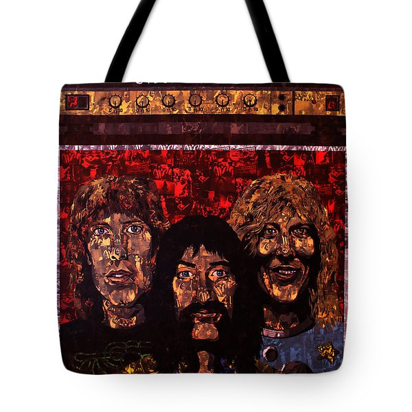 Spinal Tap Tote Bag