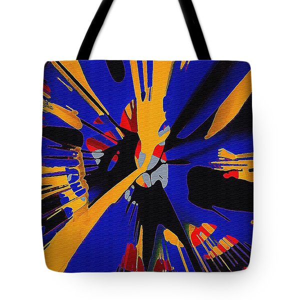 Spinart Revival II Tote Bag