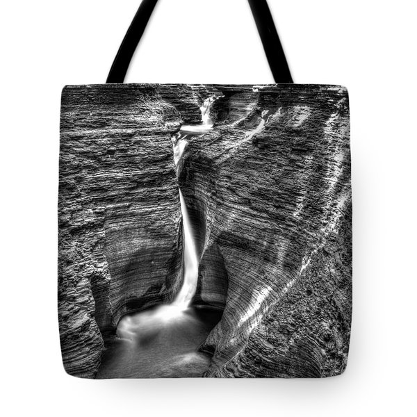 Spiral Gorge Watkins Glen Tote Bag