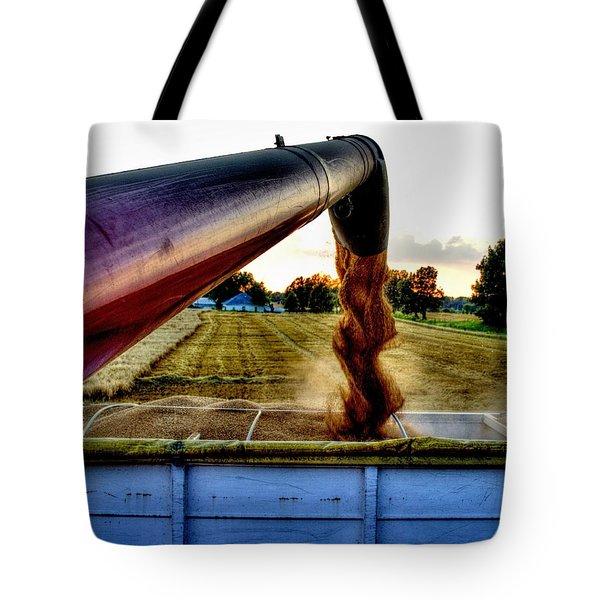 Spiral In Time Tote Bag