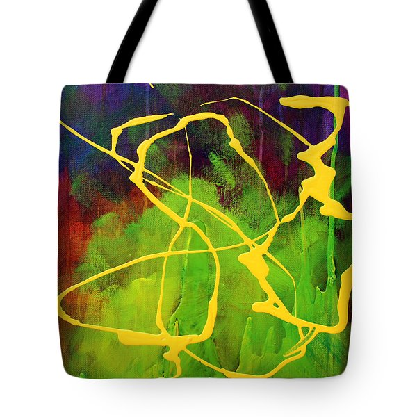 Spiral Tote Bag by Nancy Merkle