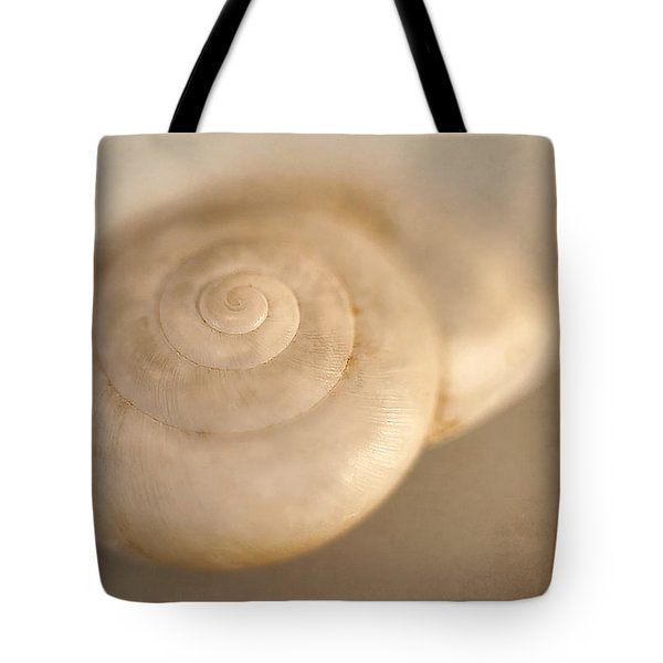 Spiral Shell 2 Tote Bag
