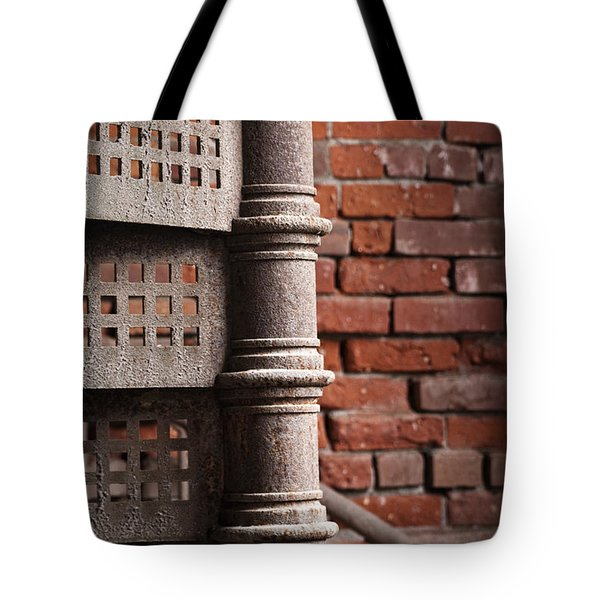 Spiral Staircase  Tote Bag