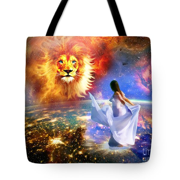 Spirit And Truth Tote Bag