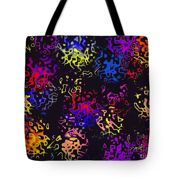 Tote Bag featuring the photograph Spirit Catchers by Mark Blauhoefer