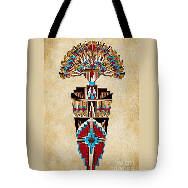Spirit Chief Tote Bag