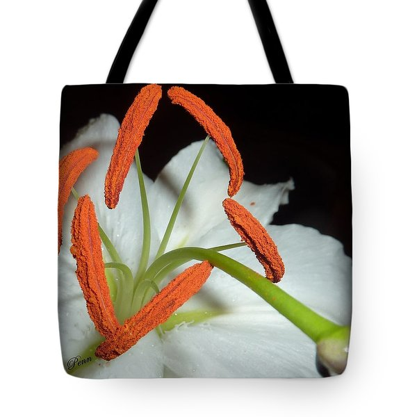 The Power 3 Tote Bag