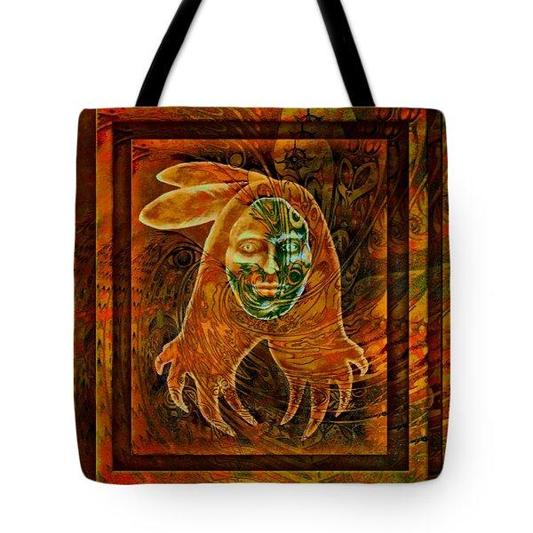 Spirit Fire II Tote Bag