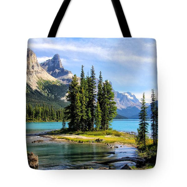 Spirit Island Tote Bag