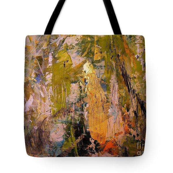 Spirit Tote Bag by Nancy Kane Chapman