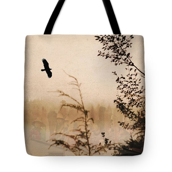Spirit Of Alaska Tote Bag
