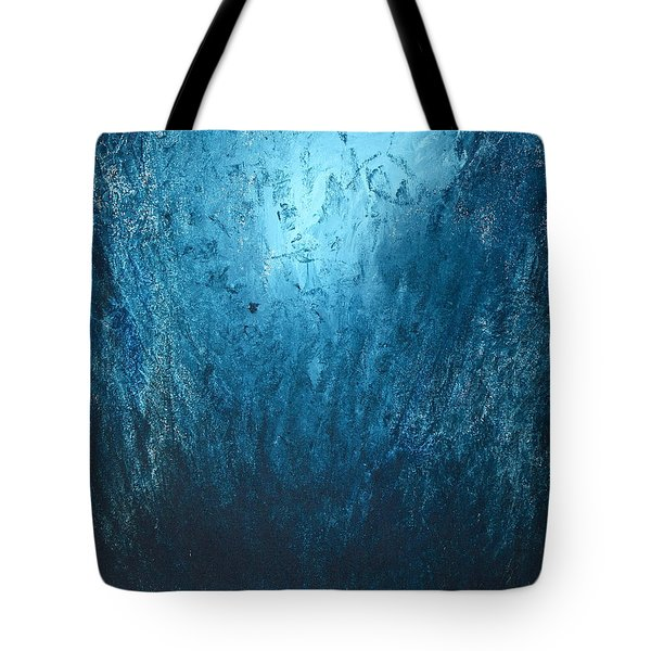 Spirit Of Life - Abstract 3 Tote Bag by Kume Bryant