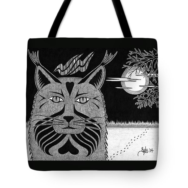 Spirit Of Revelation Tote Bag