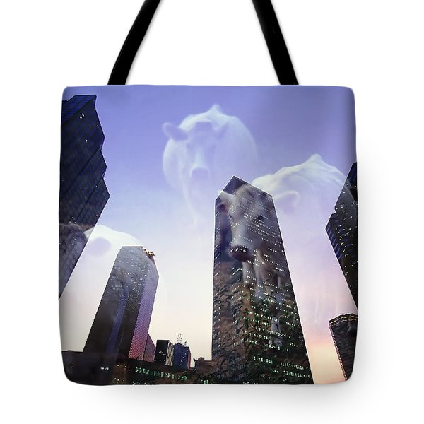 Tote Bag featuring the photograph Spirit Of Texas by David Perry Lawrence