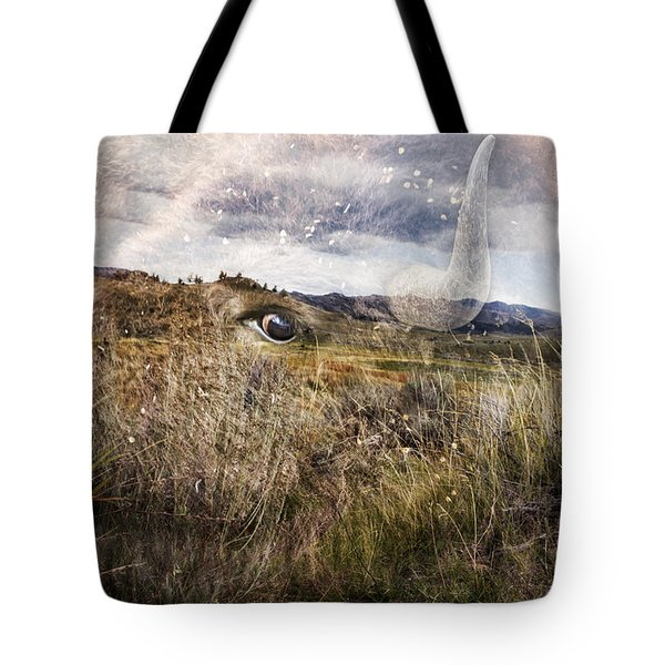 Spirit Of The Past Tote Bag