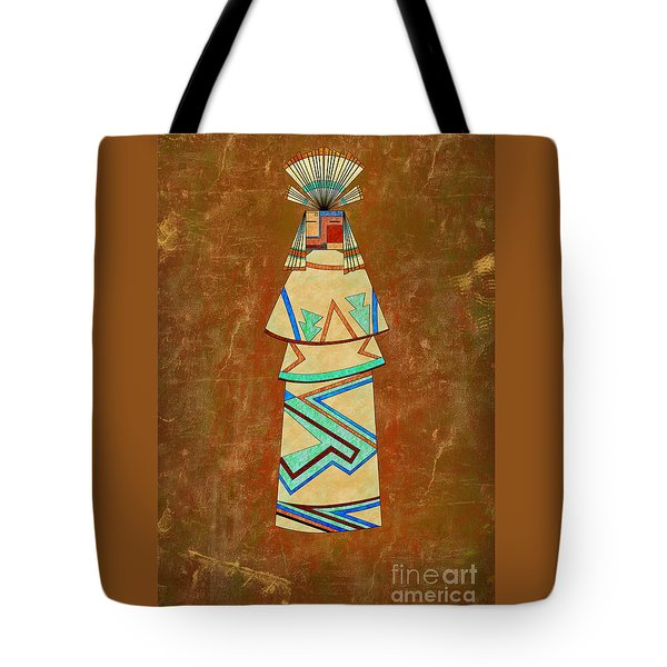 Spirit Of The Sand Tote Bag