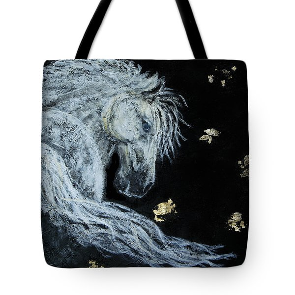 Spirit Of Wonder Tote Bag by The Art With A Heart By Charlotte Phillips