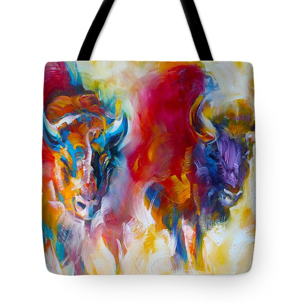 Spirit Quest Tote Bag