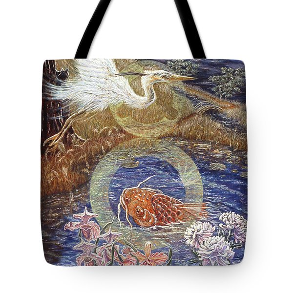 Spirit Rising Tote Bag