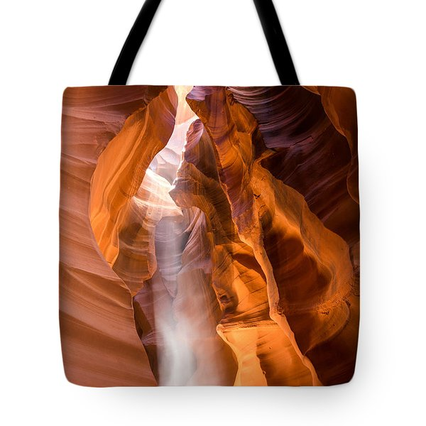 Spirit Walker Tote Bag by Tassanee Angiolillo