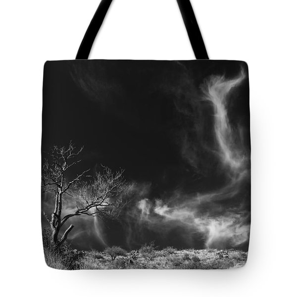Spirit World Tote Bag