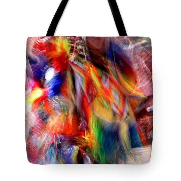 Spirits 3 Tote Bag by Joe Kozlowski