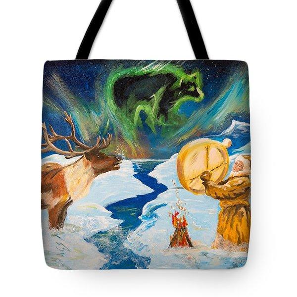 Spirits Call Tote Bag