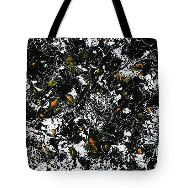 Spirits Clad In Veils Tote Bag
