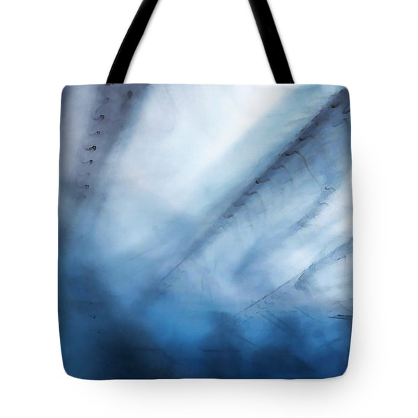 Spirits Tote Bag by Menega Sabidussi