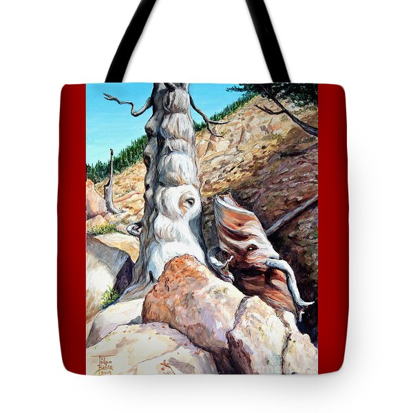 Spirits Of Limber Grove Tote Bag