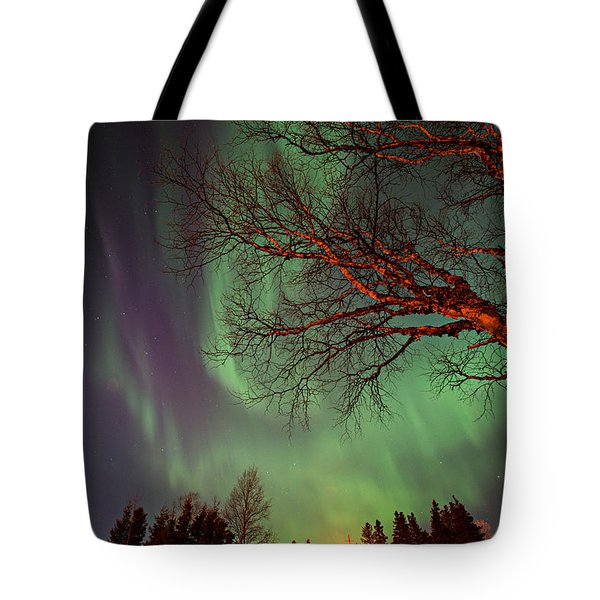 Spirits Of The Night    Tote Bag