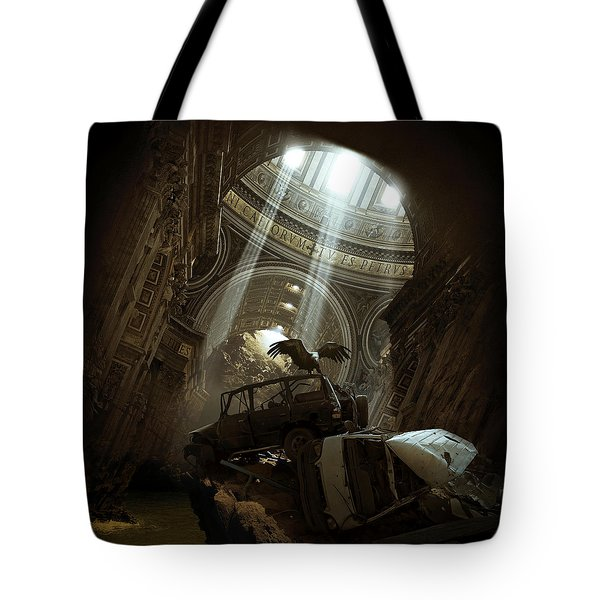 Spiritual Archives II Tote Bag