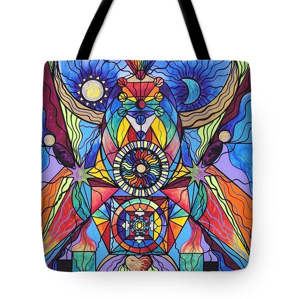 Spiritual Guide Tote Bag