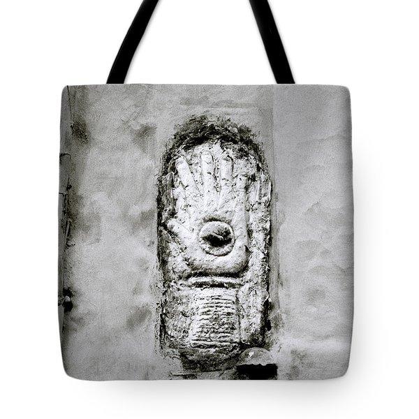 Spiritual India Tote Bag