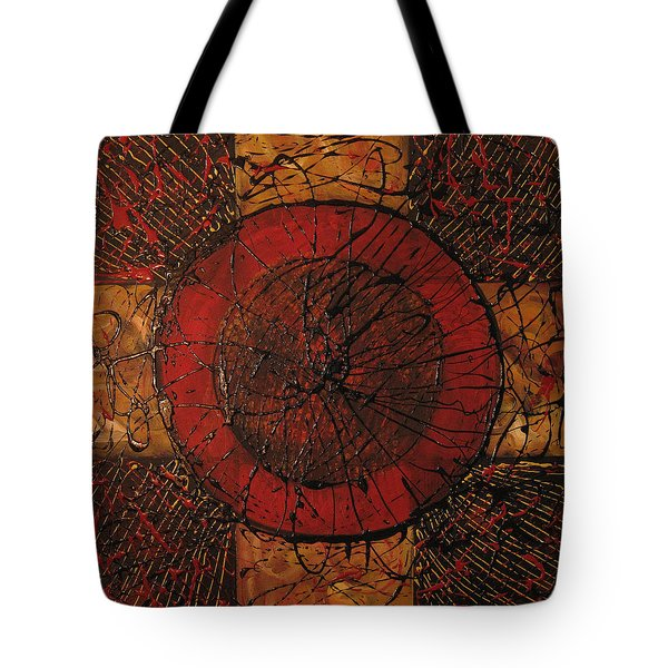 Spiritual Movement Tote Bag