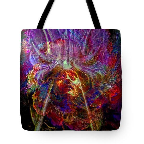 Spiritual Transcendence Tote Bag