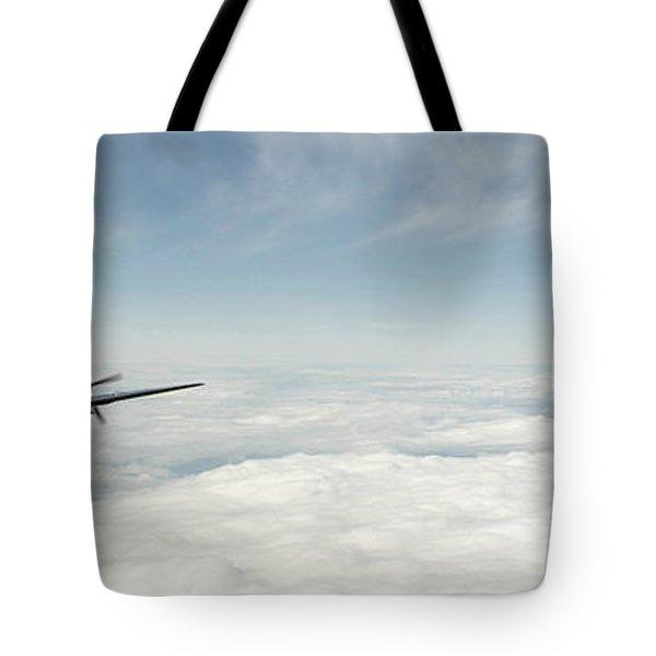 Spitfire Ace Tote Bag