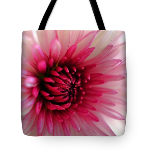Splash Of Pink Tote Bag