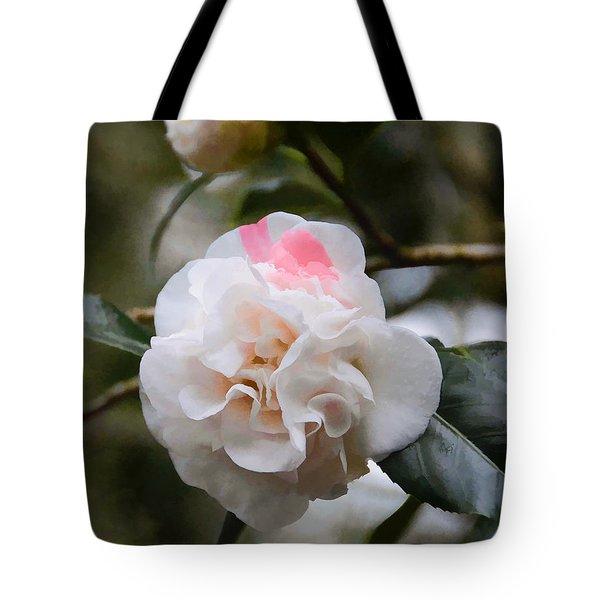Splash Of Pink Tote Bag