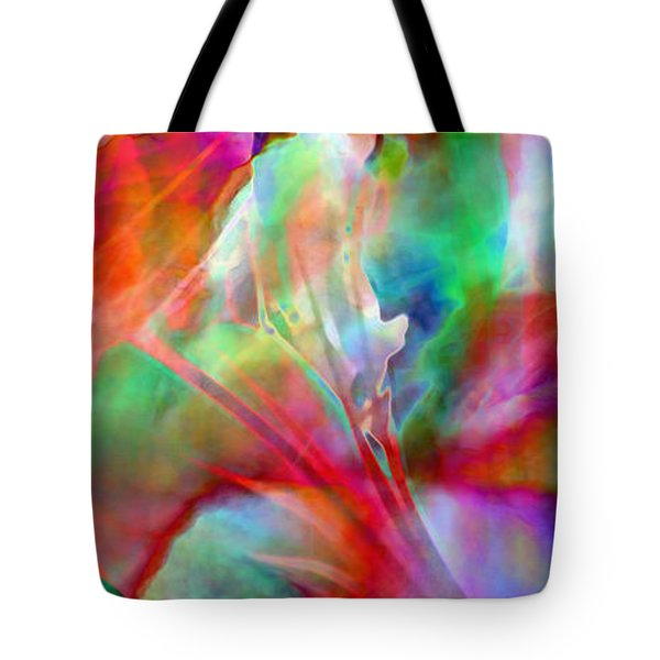 Splendor - Abstract Art Tote Bag by Jaison Cianelli