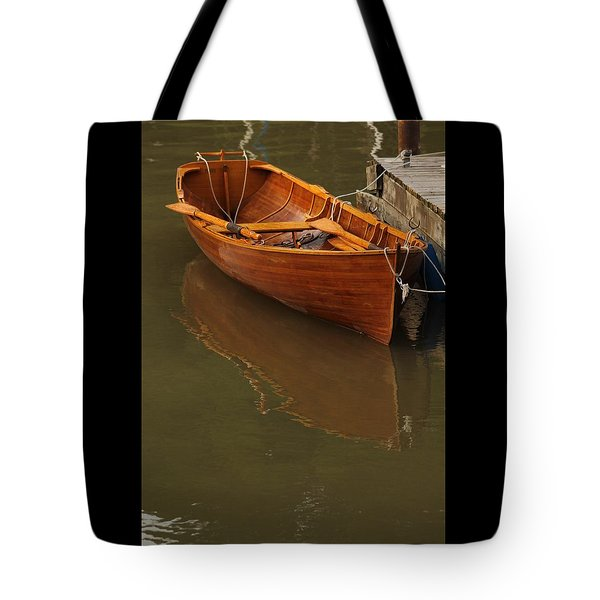 Splinter  Landed Tote Bag
