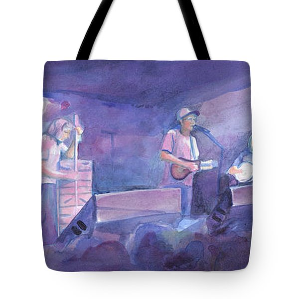 Split Lip Rayfield Wakarusa 2005 Tote Bag