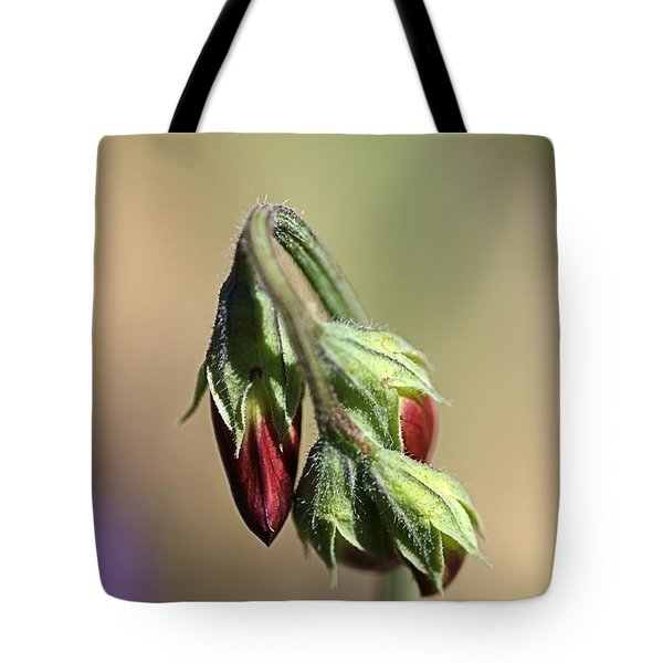 Tote Bag featuring the photograph Split Pea by Joy Watson