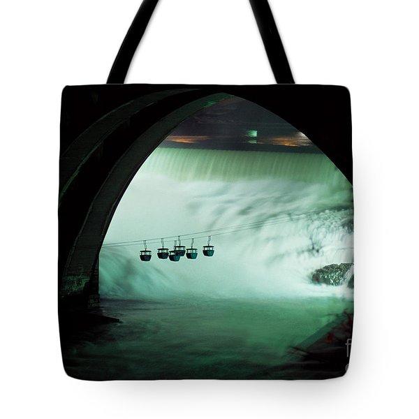 Spokane Falls Tote Bag
