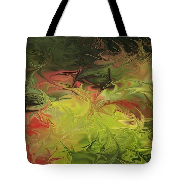 Jardin De Picasso  Tote Bag by The Art of Alice Terrill